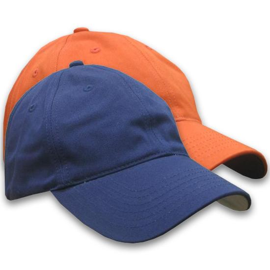 Blank Men's Unstructured Hats