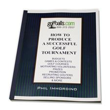 Books How To Produce A Successful Golf Tournament