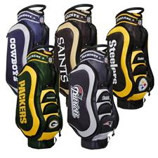 Team Golf Medalist NFL Cart Bag