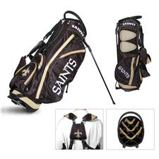 Team Golf New Orleans Saints NFL Fairway Stand Bag