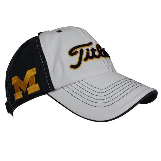 Titleist Men's Collegiate Golf Hats - 2012 Model