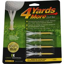 4 Yards More 2-3/4 Inch Tee