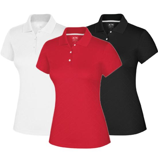 Adidas Climacool Jacquard Polo for Women