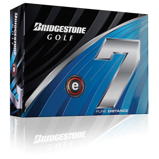 Bridgestone e7 Golf Ball