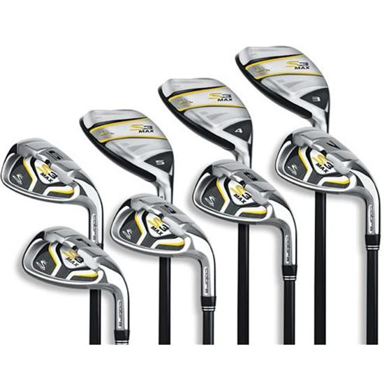 Cobra S3 Max Hybrid Iron Set