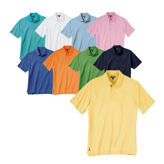 PING Men's Custom Logo Albatross Polo