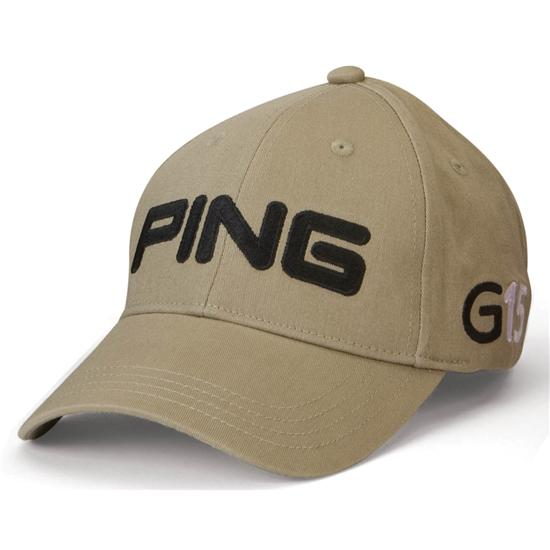 PING Men's Tour Structured Golf Hats