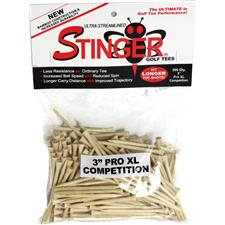 Stinger Tees 3 Inch Pro XL Competition Tees - 200 CT