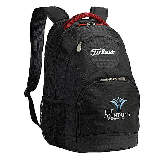 Titleist Custom Logo Backpack