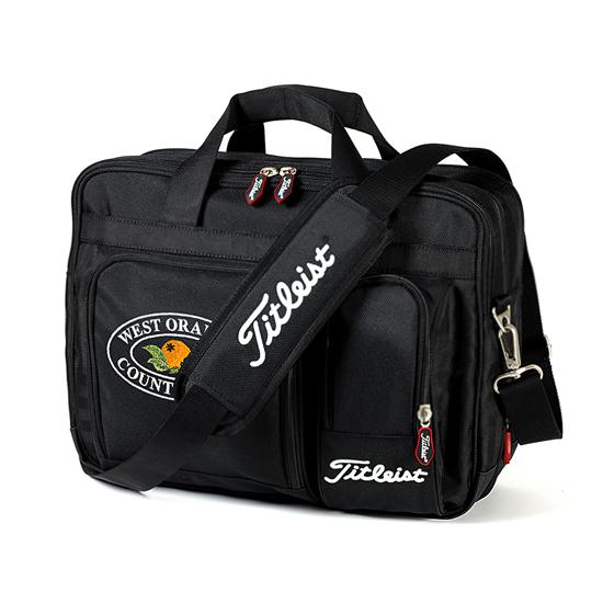 Titleist Custom Logo Briefcase