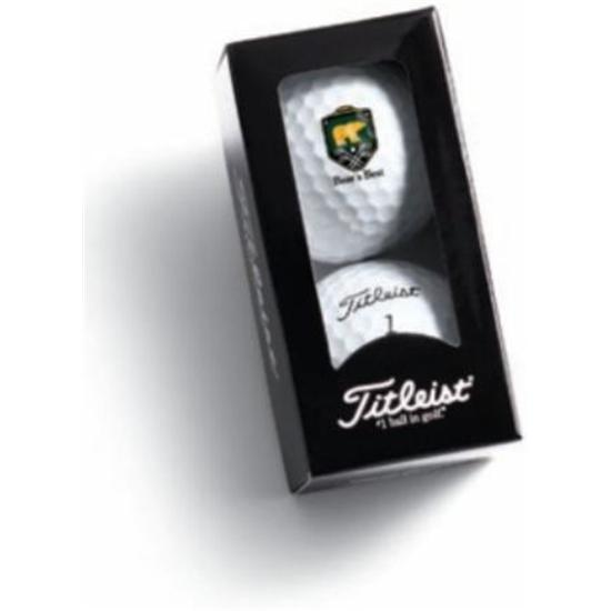 Titleist Custom Logo Standard 2-Ball Sleeve