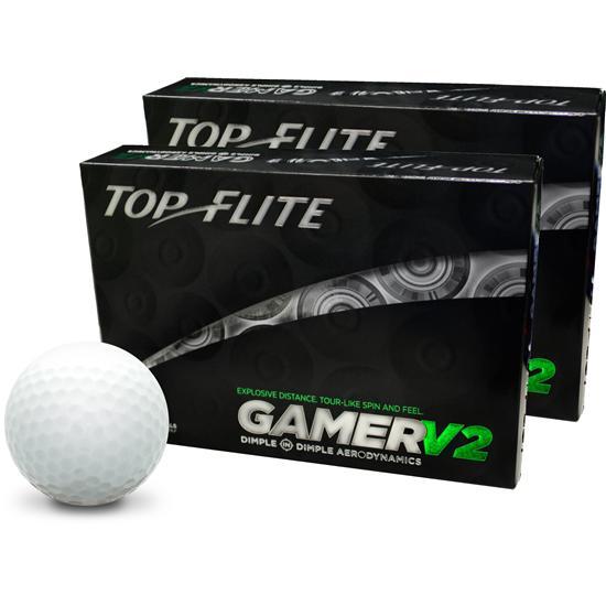 Gamer Tour Golf Ball Review