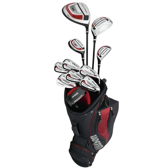 Wilson Prostaff CX Package Set