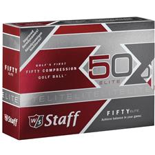 Wilson Staff Fifty Elite Logo Golf Balls
