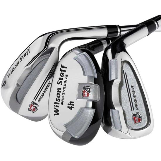 Wilson Staff Progressive Combo Set