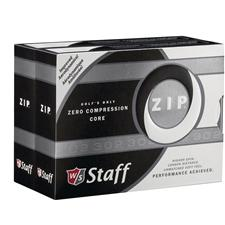 Wilson Staff ZIP Golf Balls - 2 Dozen Pack