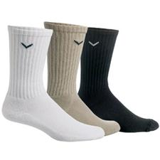 Callaway Golf Men's Sport Crew Socks
