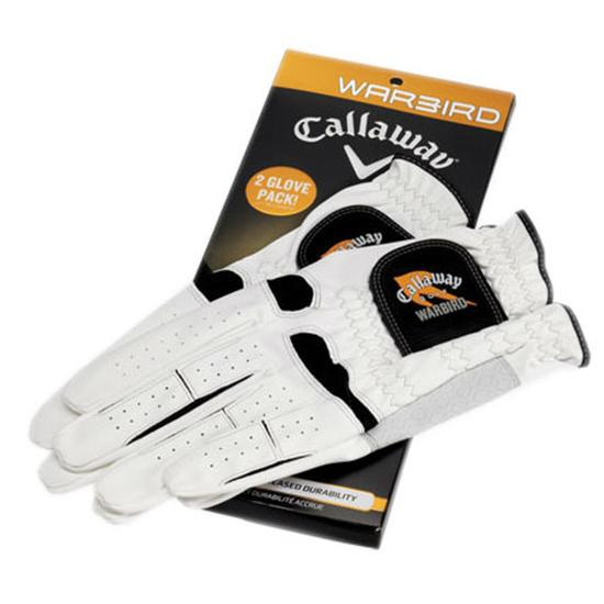 Callaway Golf Warbird 2 Pack - Golf Glove
