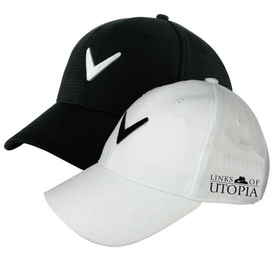 Callaway Golf Men's X Series Links of Utopia Logo Golf Hat