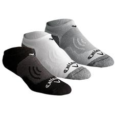 Callaway Golf Men's X Series No Show Socks