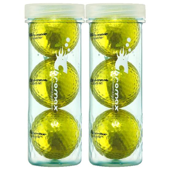 Chromax Metallic I Golf Balls