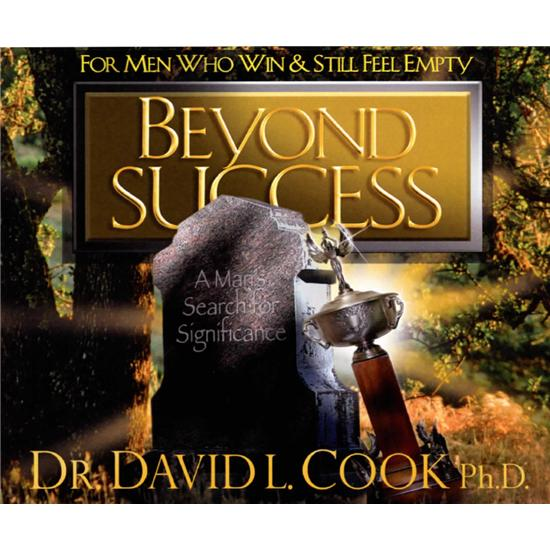 Dr David Cook Beyond Success 4 Hour Audio CD Series