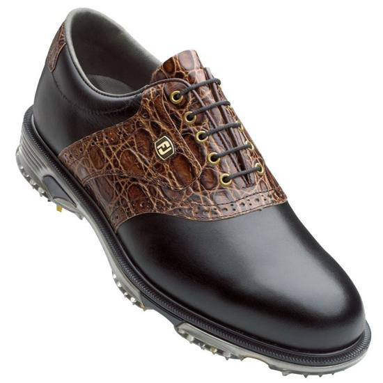 FootJoy Men's DryJoys Tour Gator Saddle Golf Shoes