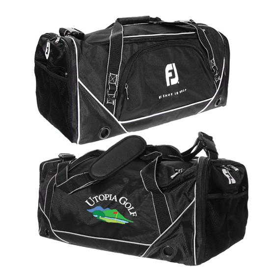 FootJoy Utopia Golf Logo Duffle Bag