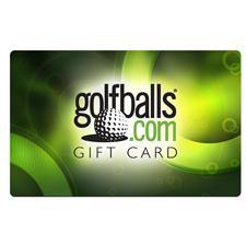 Golfballs.com $100 Gift Card
