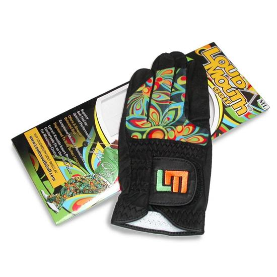 LoudMouth Golf Shagadelic Golf Glove
