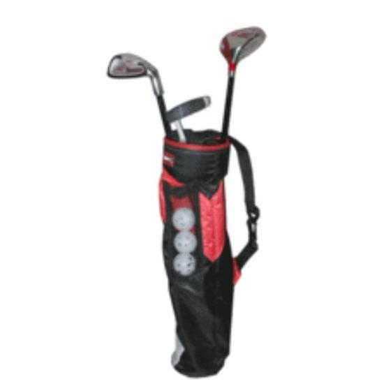 Merchants of Golf Red Zone Junior Boomer Set