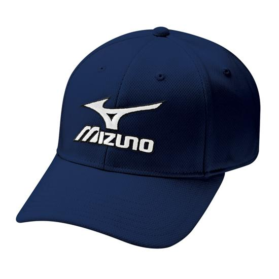 Mizuno Men's A-Flex Tour Fitted Hat