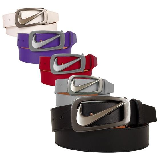 Nike Signature Swoosh Golf Belt