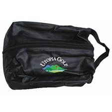 OnCourse Utopia Golf Logo Shoe Bag