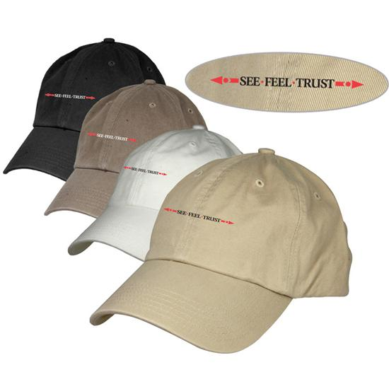 Richardson Men's Linear See Feel Trust Logo Hat