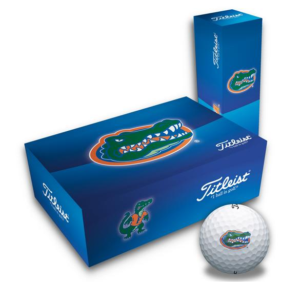Titleist Collegiate Golf Balls