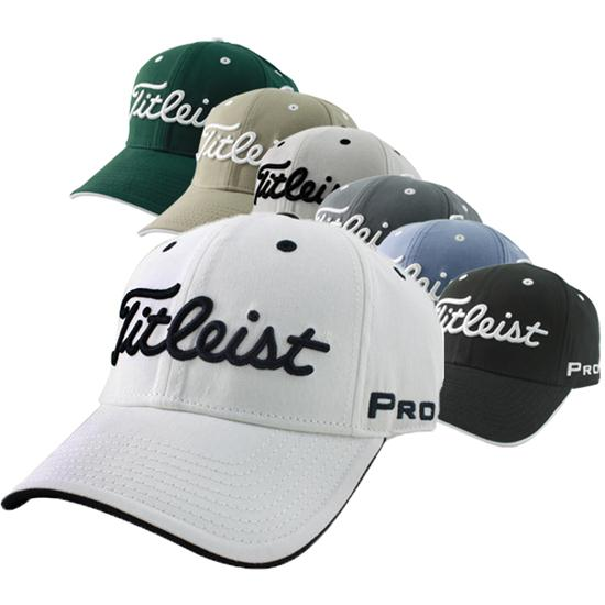 Titleist Men's Low Rise Pro V1 Hat