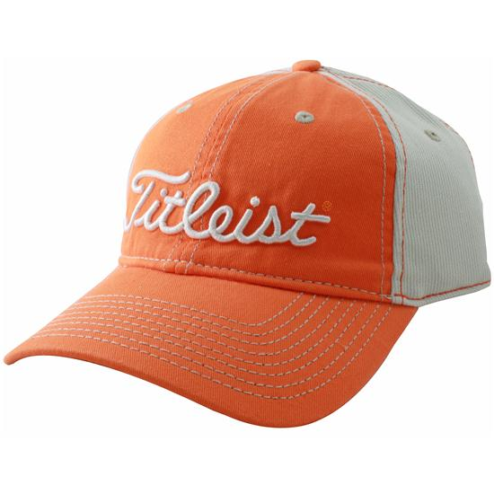 Titleist Men's Pinwhale Cotton Hat