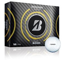 Bridgestone Tour B330 Logo Golf Balls - 2013 Model