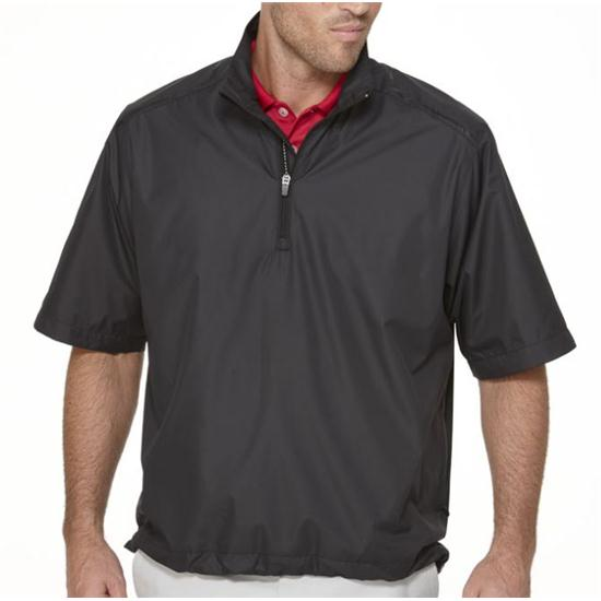 Callaway Golf Men's Gust Short Sleeve Windshirt