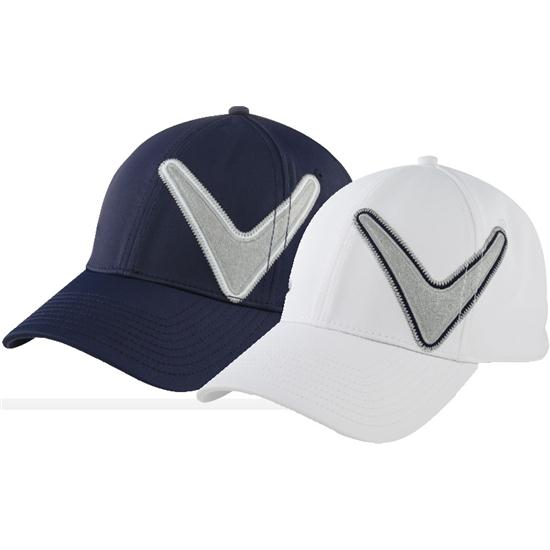 Callaway Golf Men's Side Chev Fitted Hat
