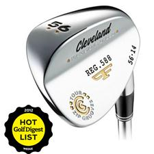 Cleveland Golf 588 Chrome Wedge