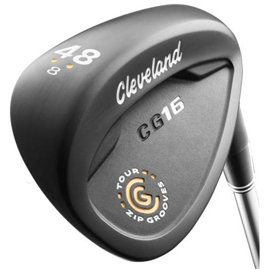 Cleveland Golf CG 16 Black Pearl Wedges