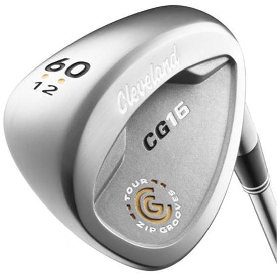 Cleveland Golf CG 16 Satin Chrome Wedges