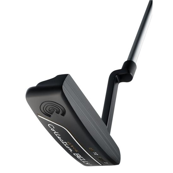Cleveland Golf Classic Collection Black Platinum Belly Putter