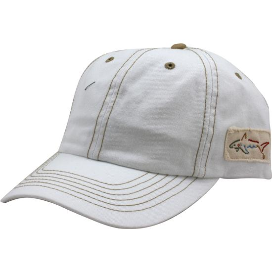 Greg Norman Men's Contrast Cresting Hat