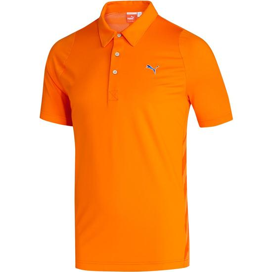 Puma Men's Duo-Swing Mesh Polo