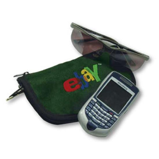 Logo Golf Eyeglass Case