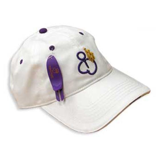 Logo Golf Men's Hat & Sentinel Composite Divot Tool