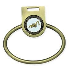 Logo Golf Custom Logo Towel Ring